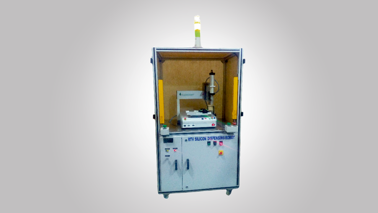 RTV-Silicon-dispensing-with-Robot-2